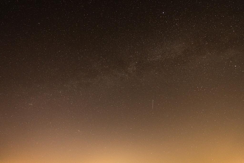 De sterren boven de veluwe